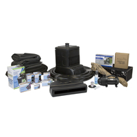 Image Pondless Waterfall Kits w/Adjustable Flow Pump - 2 sizes