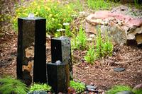 Image 3 Semi-Polished Stone Basalt Columns by Aquascape