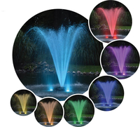 Image Color Changing Fountain Light Kits