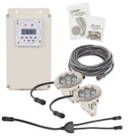 Image Stainless Steel Warm White Light Kits by Easy Pro