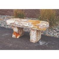 Image Stone Benches - Onyx