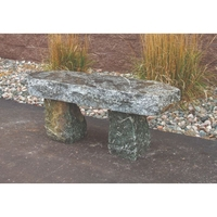 Image Marbled Granite Bench