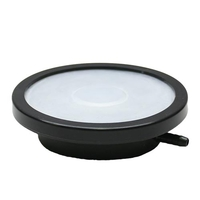 Image Disc Diffusers with Weighted Base