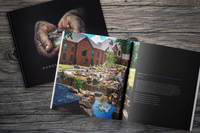 Image Hands of the Artist Coffee Table Book