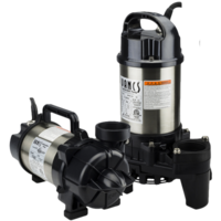 Image Tsurumi PL & PN Solids Handling Pumps