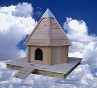 Image Floating Duck House - Aqua Duck