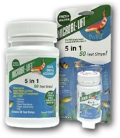 Image 5-in-1 Test Strips by Microbe-Lift
