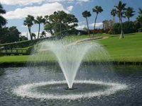 Image Evolution Series 1/2 HP Floating Fountains by Aqua Control
