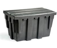 Image Echo Chamber w/Galvanized Steel Grate SEC250
