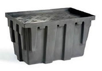 Image Echo Chamber w/Galvanized Steel Grate