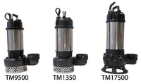 Image TM Series High Volume Low Head Submersible Pumps