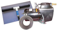 Image 1/20 HP Diaphragm Air Compressor Kit