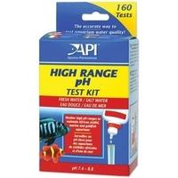 Image High Range pH Test Kit