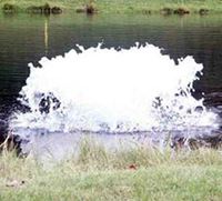 Image 3400AF 3/4 Hp Pond Aerator by Kasco