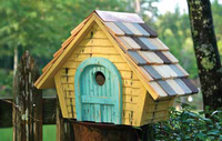 Image Prairie Home Birdhouse by Heartwood