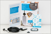 Image Complete SenEye Pond Aquarium Monitoring System by Reef Radiance