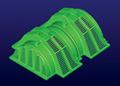 Image Crystal Ponds Versa Vault Half Shell - 7176310