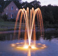 Image Pond Lights by Wattage