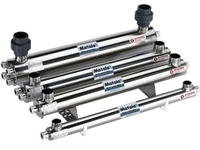 Image Spectrum Stainless Steel Ultra-Violet Clarifiers w/ High Output Lamp