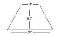 Image Standard Biofalls Filter Mat