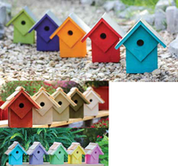 Image Summer Home Birdhouse by Heartwood