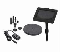 Image SunJet 150 - Mini Solar Pump/Fountain Kit - 35 gph