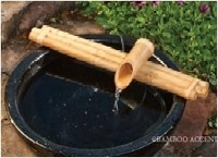 Image 18� Three-Arm Spout & Pump Kit by Bamboo Accents