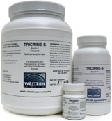 Image Tricaine-S (MS 222) by Western Chemical Inc.