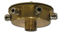 Image Bronze Underwater Junction Box by EasyPro Pond Products