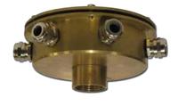 Image Bronze Underwater Junction Box