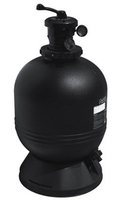 Image Carefree Top-Mount Sand Filters by Waterway