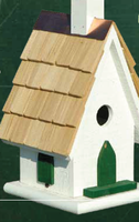 Image Country Wildwood Church Birdhouse by Heartwood