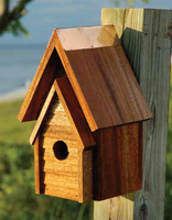 Image Wrental House Birdhouse by Heartwood